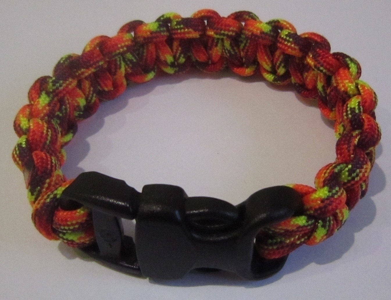 Paracord Bracelet A Braided Cord Bracelet Braiding And