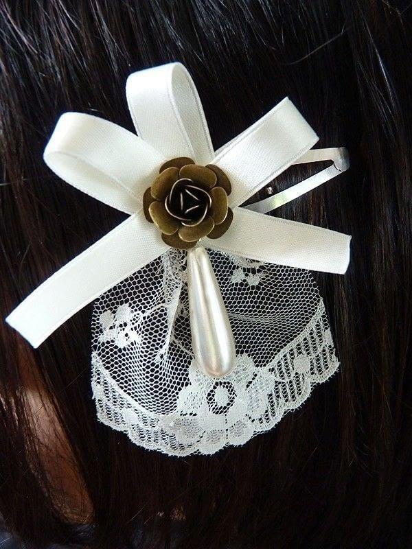 Victorian Clip Art Lace