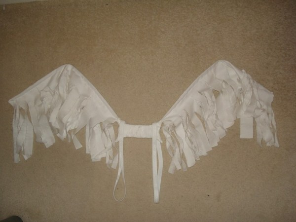 (Fallen) Angel Wings · How To Make A Wing · Construction ...