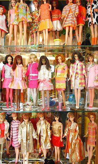 Barbie: esempio di convivenza