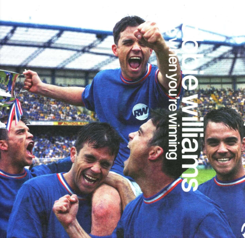 Caratula Frontal De Robbie Williams