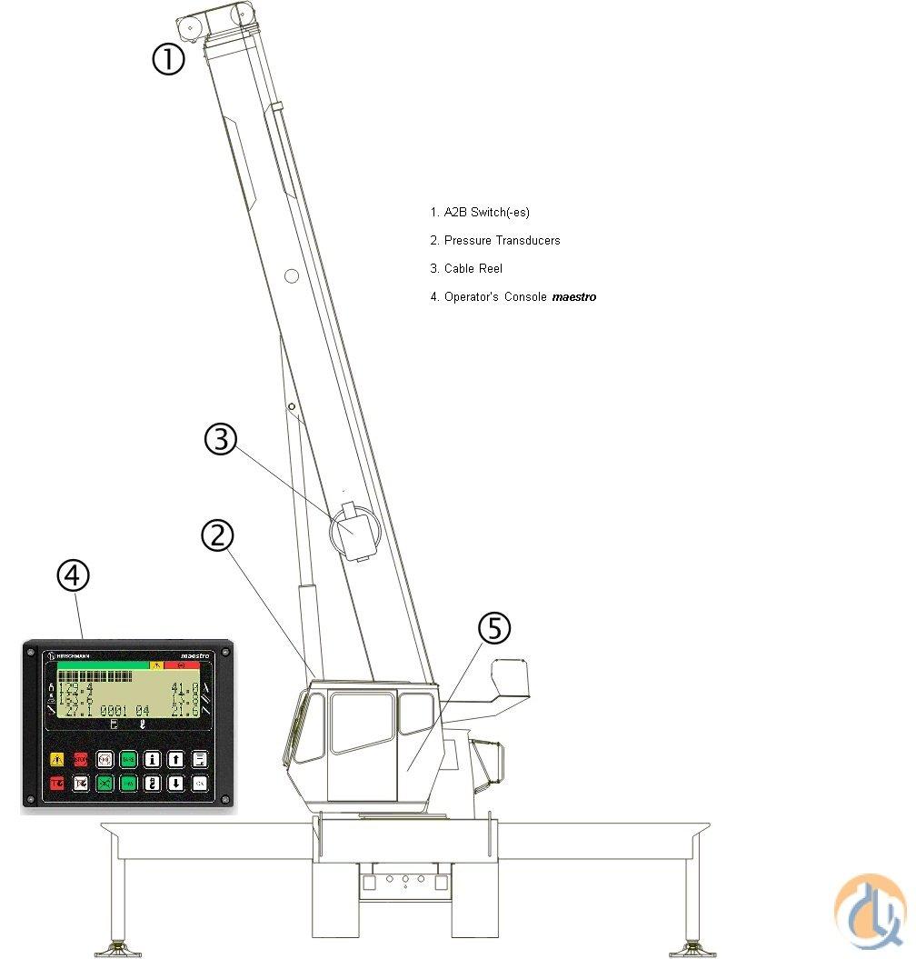Telsta A28d Wiring Diagram Lift