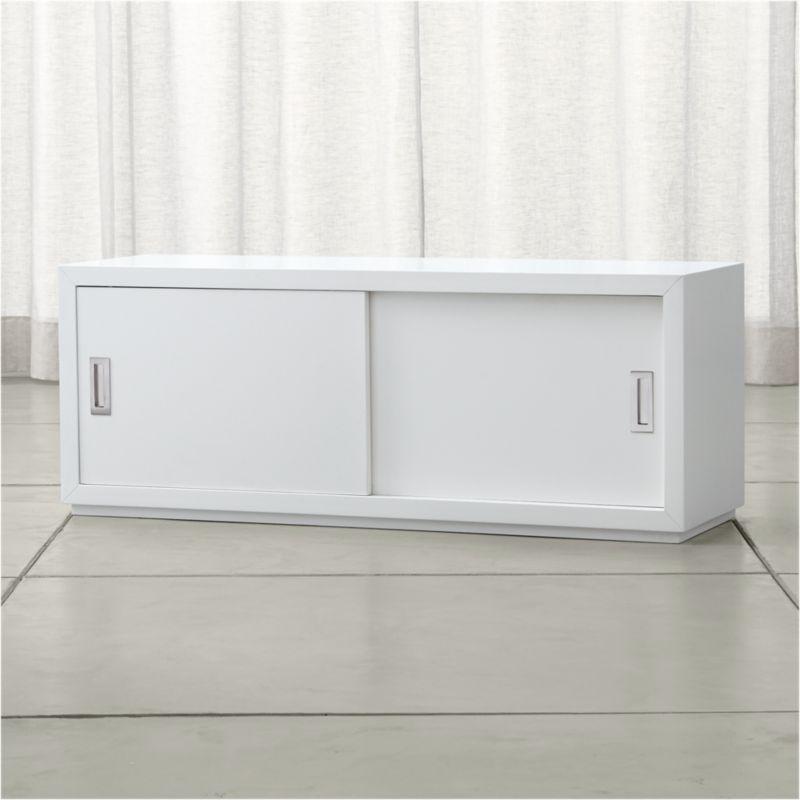 Aspect 47 5 Quot Modular Sliding Door Storage Unit Reviews