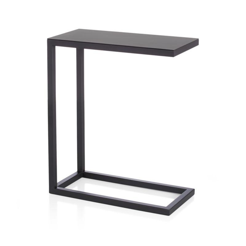 Avenue Black C Table + Reviews