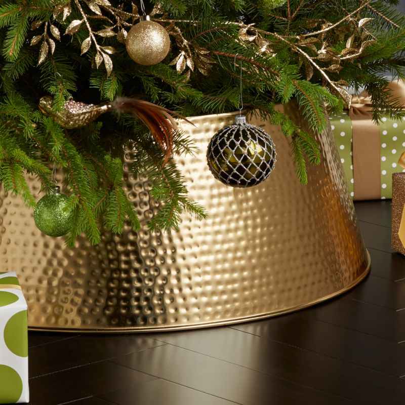 Bash Gold Tree Collar Reviews Crate And Barrel