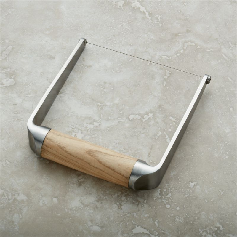 Wire Cheese Slicer Reviews Crate And Barrel