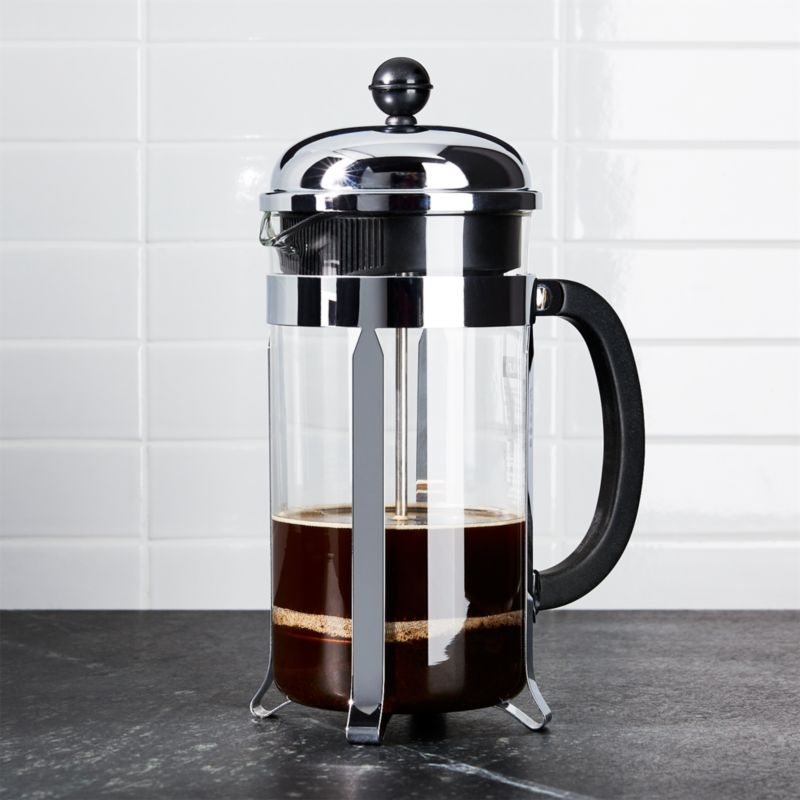 Bodum Chambord 34 Ounce French Press Crate And Barrel