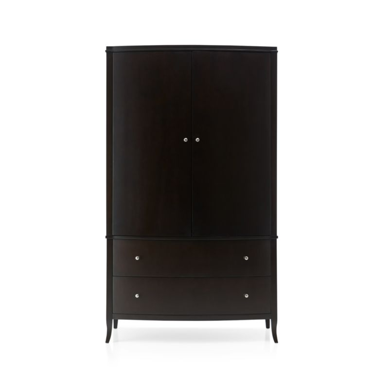 Colette Armoire Reviews Crate And Barrel