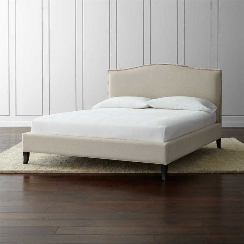 Colette California King Upholstered Bed 525 Reviews