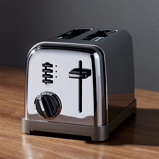 Cuisinart Classic 2 Slice Toaster Crate And Barrel