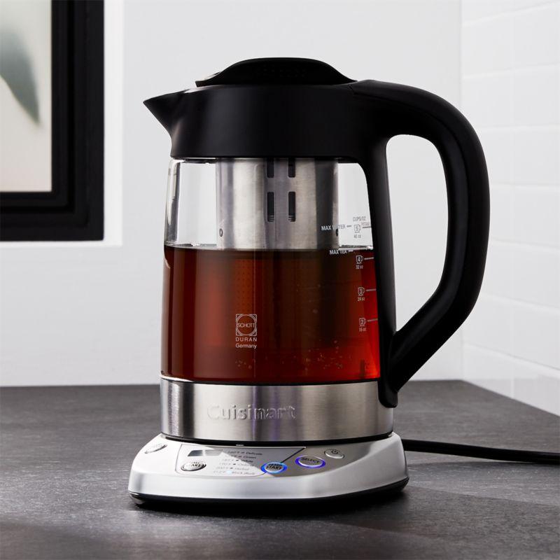 Cuisinart 174 Perfectemp 174 Electric Tea Kettle Crate And
