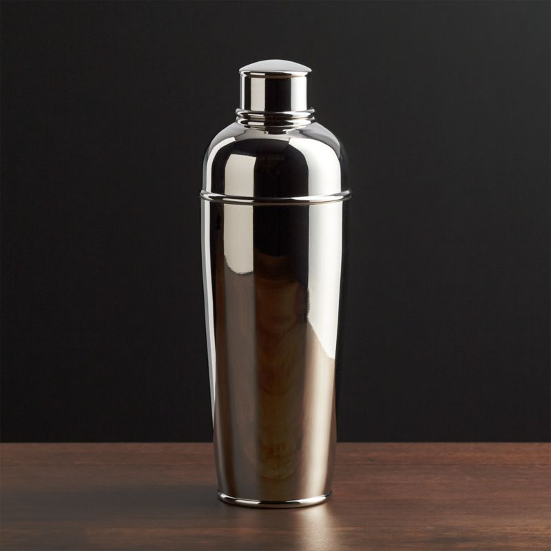 Easton Stainless Steel Cocktail Shaker Crate And Barrel