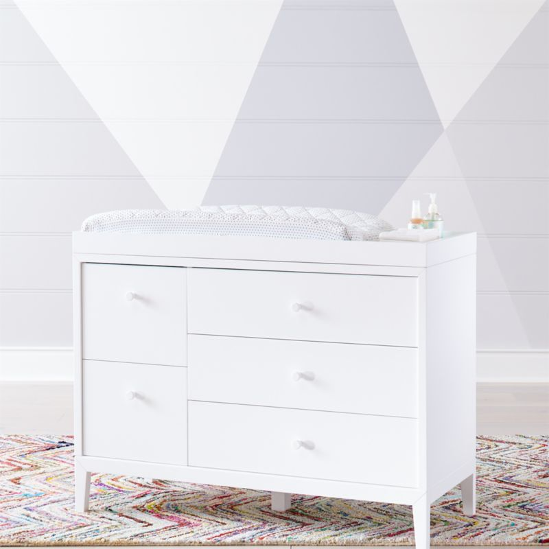 Ever Simple White Changing Table Topper + Reviews