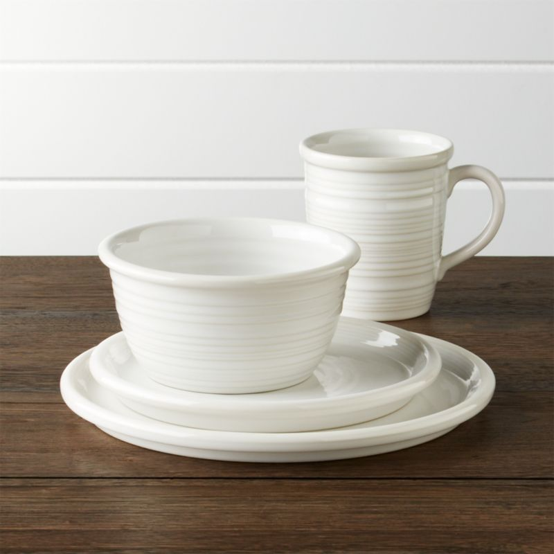 Farmhouse White Mug In Coffee Mugs Amp Tea Cups Reviews