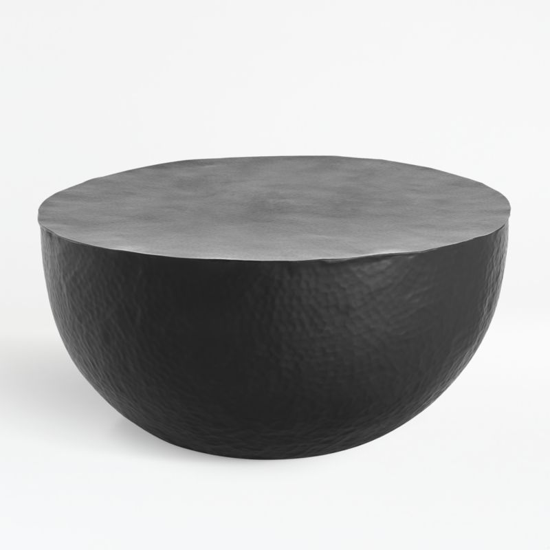 fernando metal drum coffee table reviews crate and barrel canada
