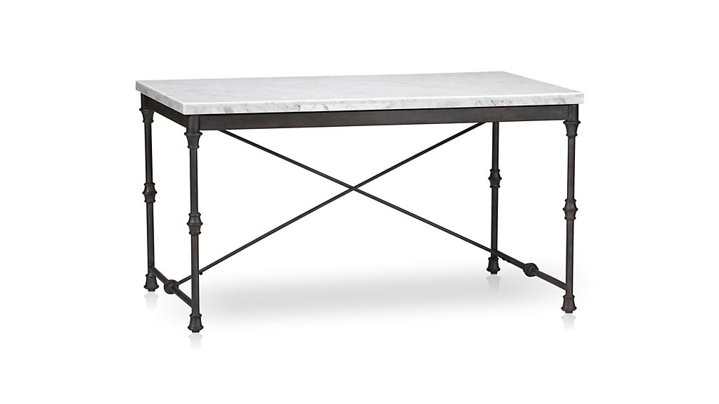 Wonderful Marble Top Kitchen Work Table Steel For With Inspiration