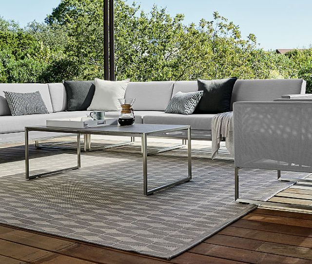 Dune Light Grey Lounge Collection