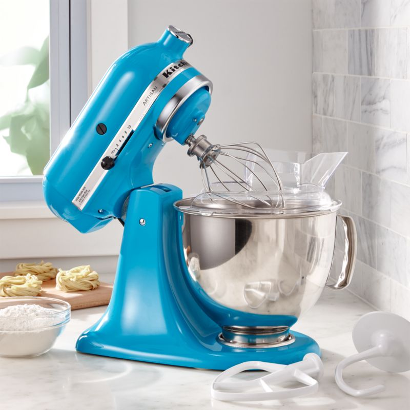 KitchenAid Artisan Crystal Blue Stand Mixer Reviews