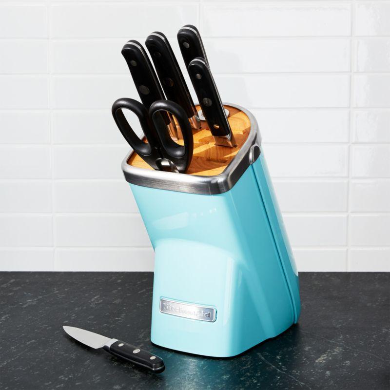 KitchenAid Professional Series 7 Piece Knife Block Set