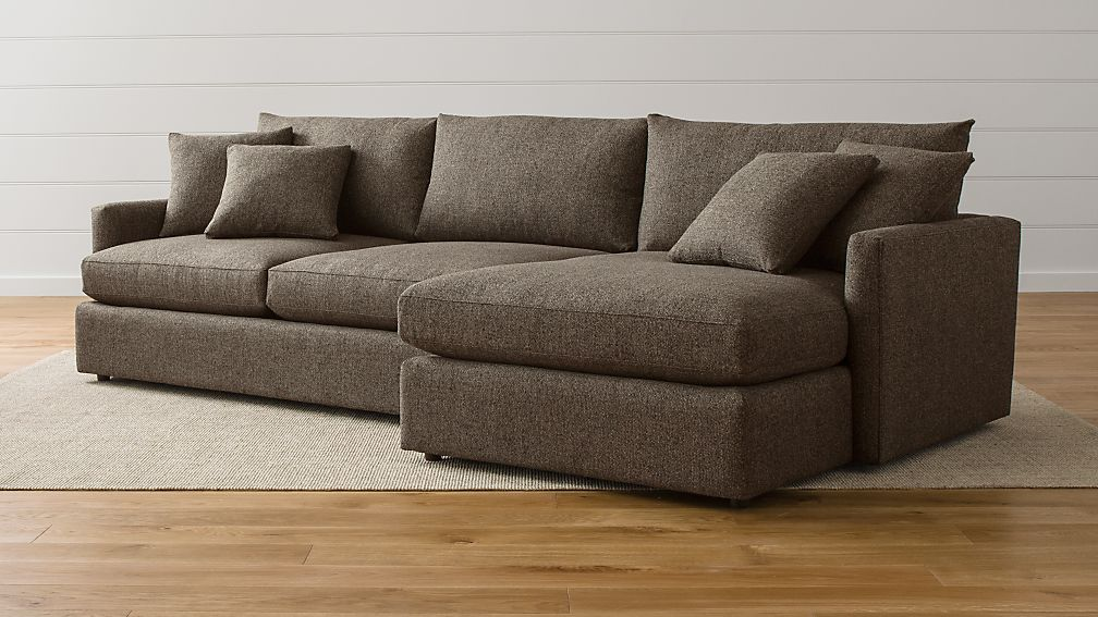 Sectional 2 Chaise Lounges