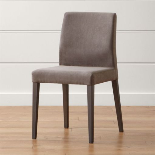Monterey Smoke Dining Chair   Reviews   Crate and Barrel