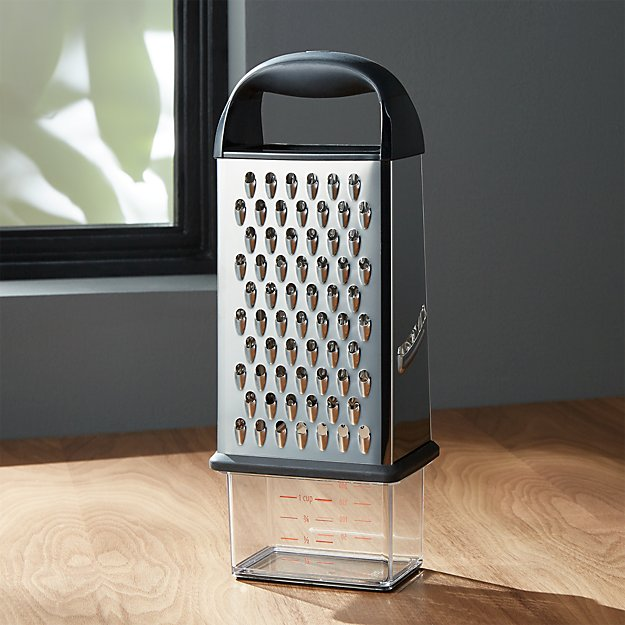 OXO Box Grater Crate And Barrel