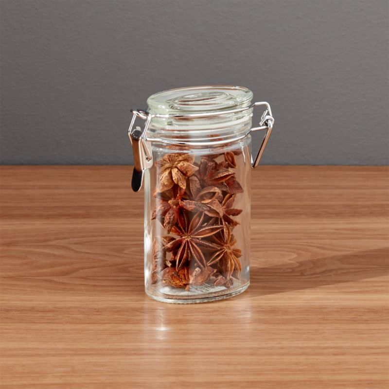 Oval Spice Herb Jar Crate And Barrel
