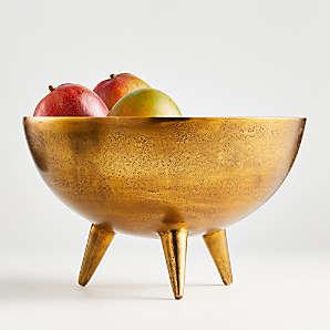 decorative centerpiece bowls trays