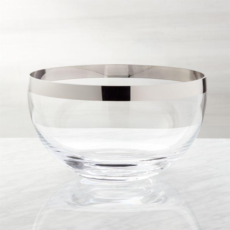 Pryce Bowl Reviews Crate And Barrel