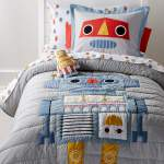Robot Bedding Crate And Barrel