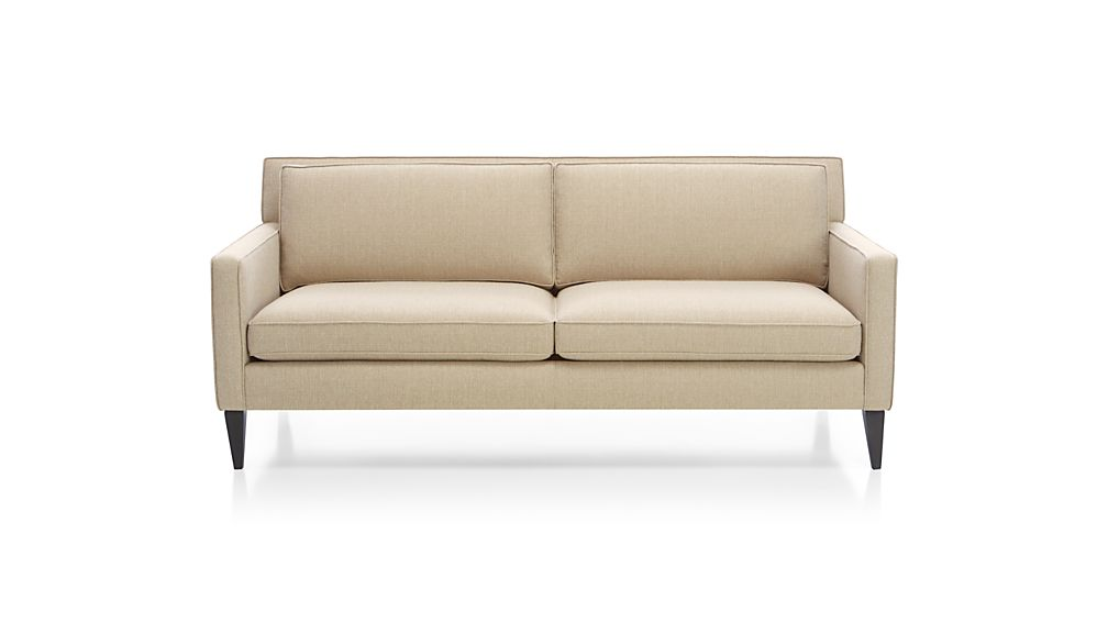 Roce Apartment Size Sofa Reviews Crate And Barrel