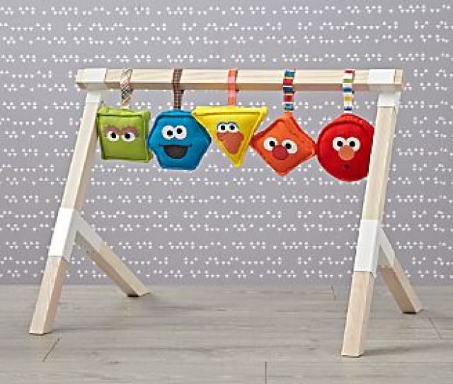 Modern Baby Gym With Sesame Street Gym Toys Kids Modern Baby