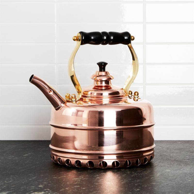 Simplex Gas Stove Tea Kettle Reviews Crate And Barrel