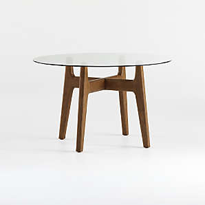 round tables crate and barrel