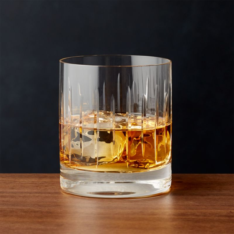 Vance Cut Glass Double Old Fashioned Glass Reviews