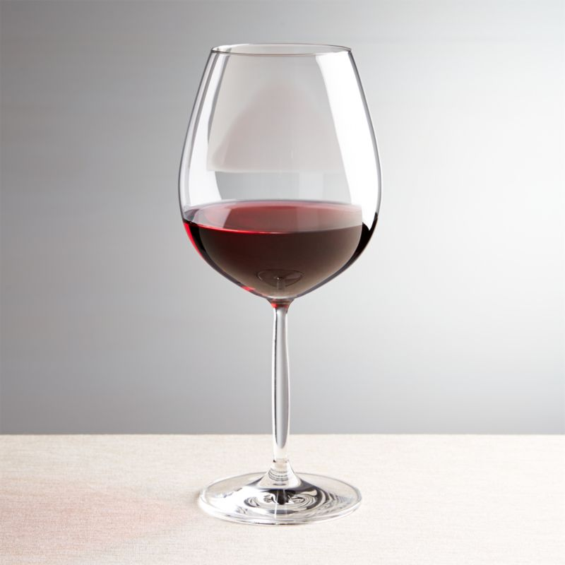 Vino Red Wine Glass Crate And Barrel