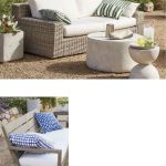 Outdoor Furniture For The Patio And Balcony Crate And Barrel Canada