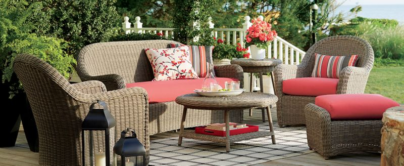 6 Patio Decorating Ideas to Try this Summer | Crate and Barrel on Backyard Decorating Ideas  id=24069