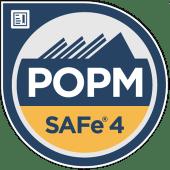 SAFe 4, Product Owner/Product Manager, POPM, Scaled Agile Framework, enterprise leadership, Lean-Agile, transformation, Toby Elwin