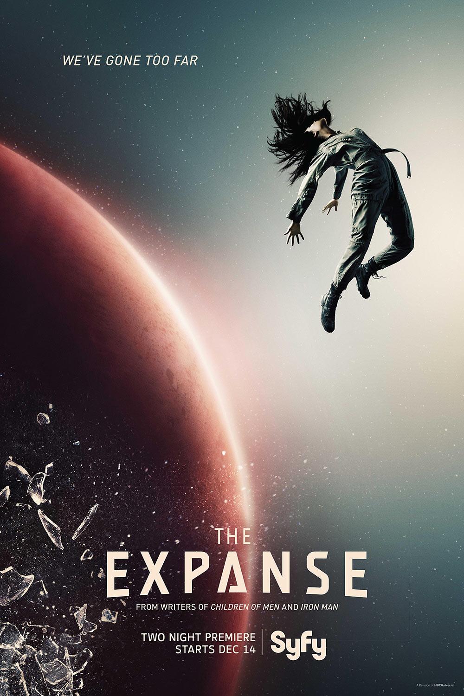 """Résultat de recherche d'images pour """"the expanse season 1 poster"""""""