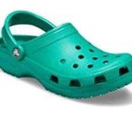 Crocs Classic Clog - Väri: Syvävihreä