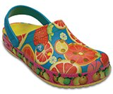 Crocband™ Fruit Clogs