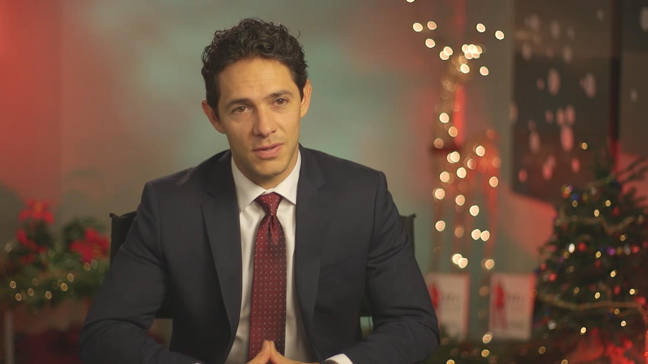 Interview A Joyous Christmas Michael Rady On The Movie