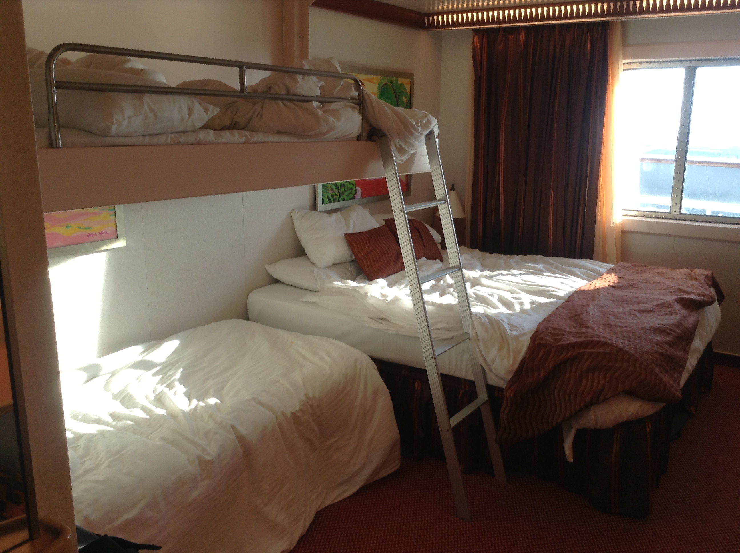 Carnival Dream Cruise Review For Cabin 10203