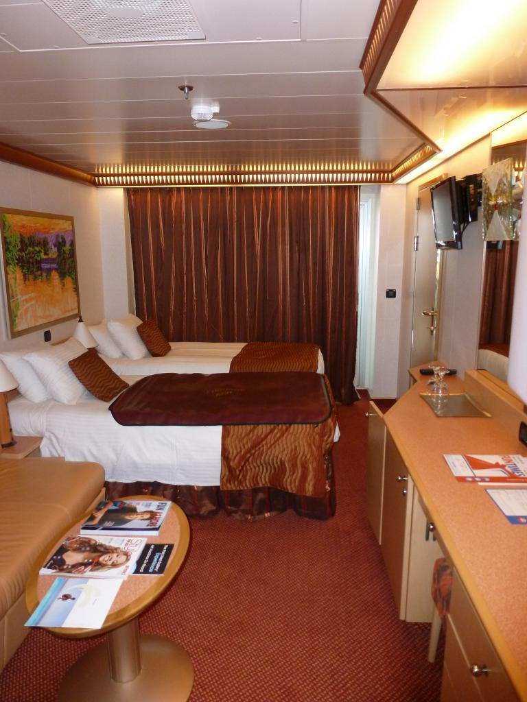 Carnival Dream Cruise Review For Cabin 7209
