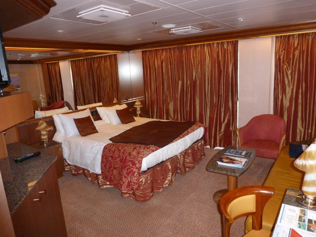 Carnival Dream Cruise Review For Cabin 7370