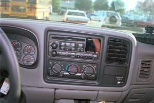 19992002 Chevy Silverado and GMC Sierra Regular Cab Car