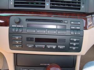 19992005 BMW 3 Series Sedan Car Audio Profile
