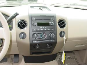 2007 ford f150 stereo install | Used Radio  CD Player
