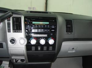 20072013 Toyota Tundra Double Cab Car Audio Profile